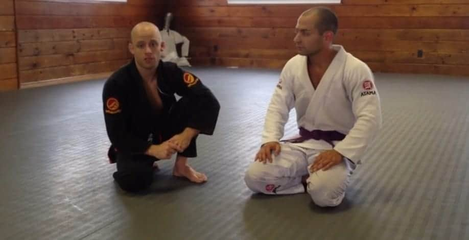 Grappling BJJ Transitional Chain Drill – Jason Scully